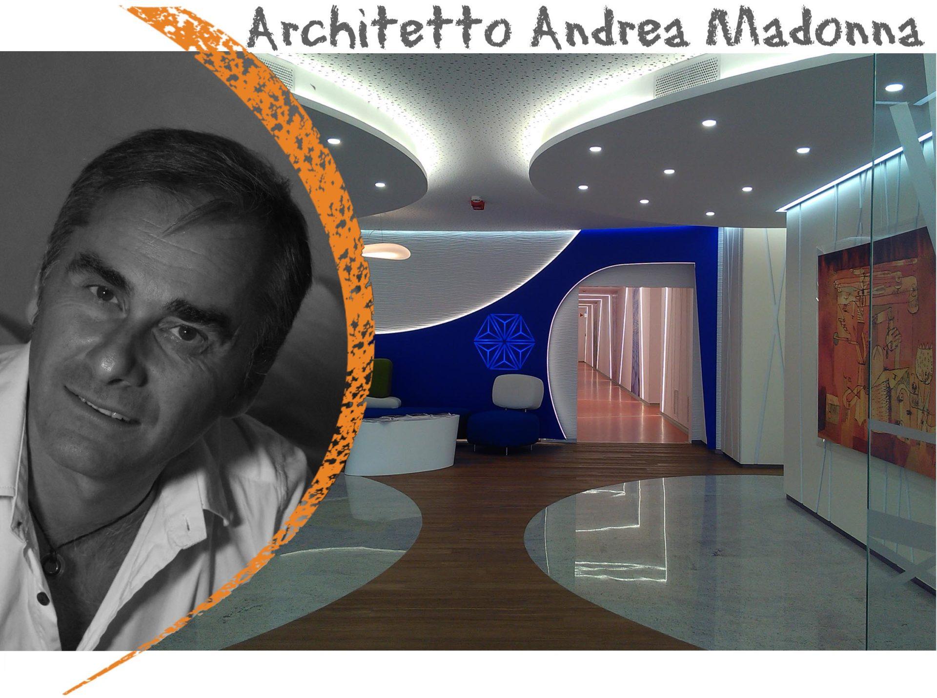 Architetto Andrea Madonna